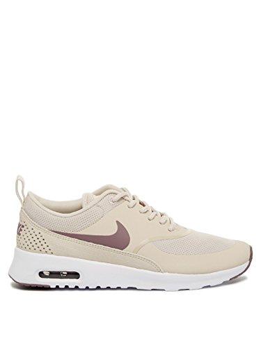 Nike 38 Størrelse Thea Wmns Lilla Beige Air Hvid Max 7v7ZxBqnp