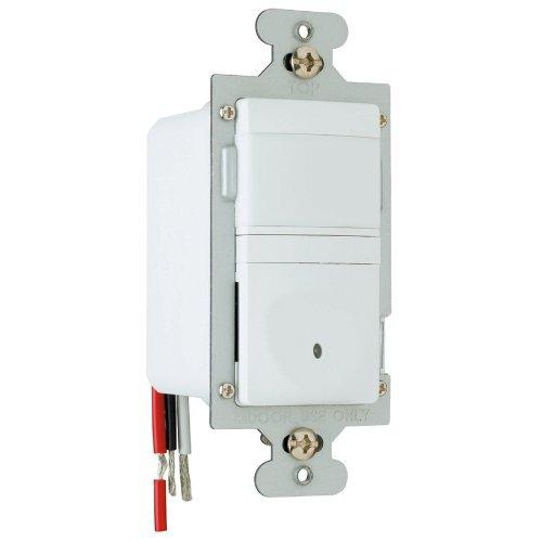 Pass & Seymour Single Pole Wall-Mounted Occupancy Motion Sensor RWU600UWCCV4