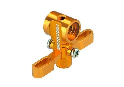 Aluminum Main Rotor Hub , Gold , Blade Nano CPX