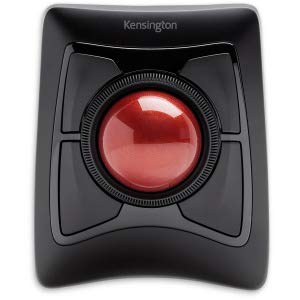 Kensington Computer Products Group 72359 Expert Mouse Wireless Trackball with Four Buttons - Black from Kensington