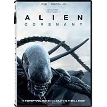 Alien: Covenant DVD 2017