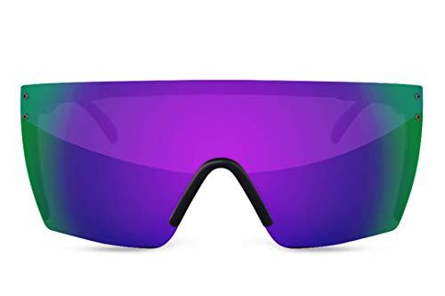 Heat Wave Visual Lazer Face Sunglasses Sunblast Revo Composite Lens Frame