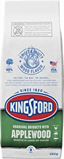 product image for Kingsford 32077 BBQ Briquette, Apple Wood, 8-Lb. - Quantity 1