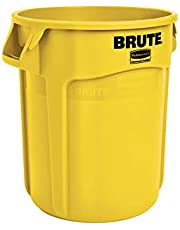 Rubbermaid Commercial Brute Ronde Container 37.9L - Wit