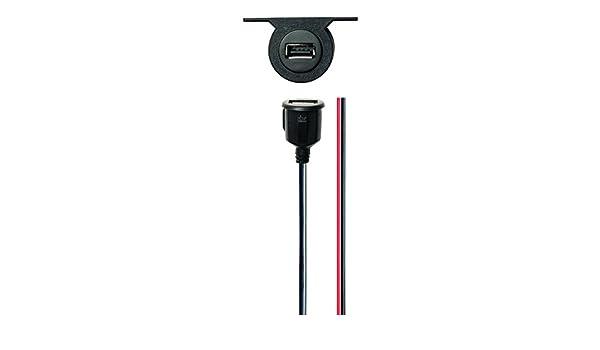 iSimple - 1 A con USB de Carga del vehículo de Montaje en ...