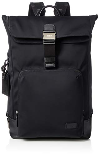 TUMI - Harrison Oak Roll Top Backpack - Black