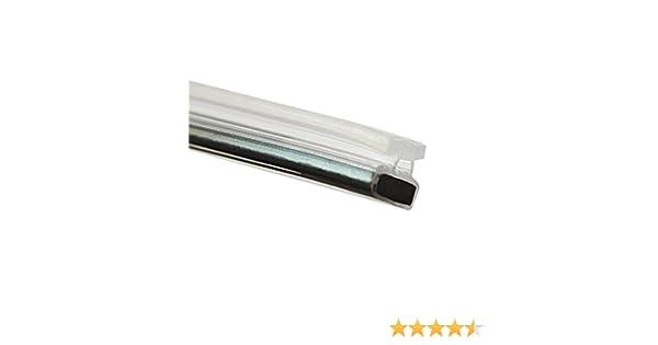 Para mampara de ducha de marco imán: 1835 mm recto con cierre ...