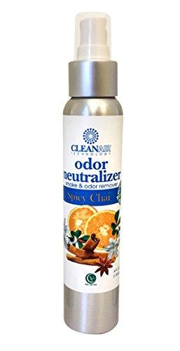 Way Out Wax Clean Air Spray 4 fl. ounces Non-Aerosol Spray Spicy Chai