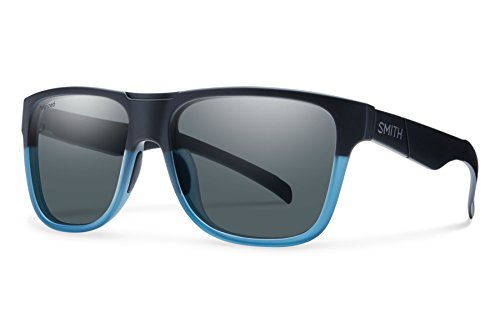 Smith Optics Lowdown XL Sunglasses, Matte Black Corsair Frame, Polarized Gray Lens (Lowdown Smith Sunglasses)