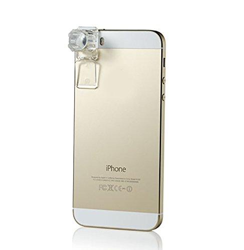 MP power @ 200X Mikroskop-Objektiv Makro Linse Objektiv für Universal Smartphones Apple iPhone ipad Sumsung HTC Sony LG SONY Tablet