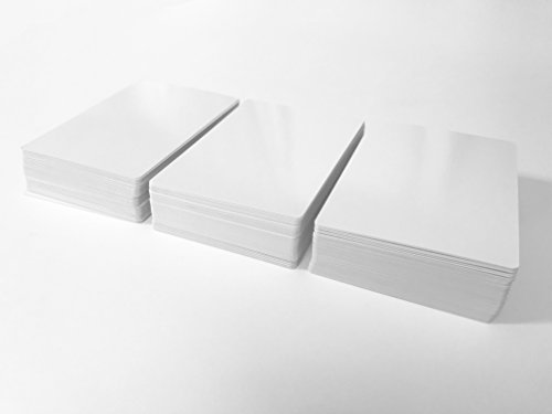- Apostrophe Games Dry Erase Blank Cards (Poker Size) (162 Cards)