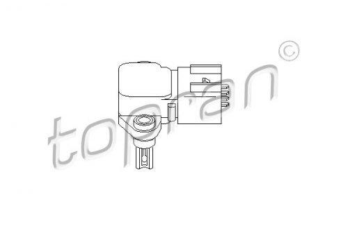 Intake Manifold Pressure Sensor MAP Fits FORD Focus Wagon 1.4-1.6L 1998-2004