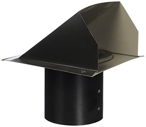 LL BUILDING PRODUCTS WVA4B Round Wall Vent (Kit Wall Vent)
