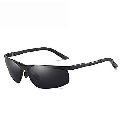 FeliciaJuan Oversized Polarized Sports Cycling Classic Sunglasses 100% UV Protection