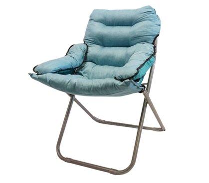Club Chair - Plush & Extra Tall - Calm Aqua