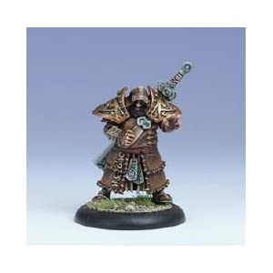 Privateer Press – Hordes – Circle Orboros: Baldur The Stonecleaver Model Kit