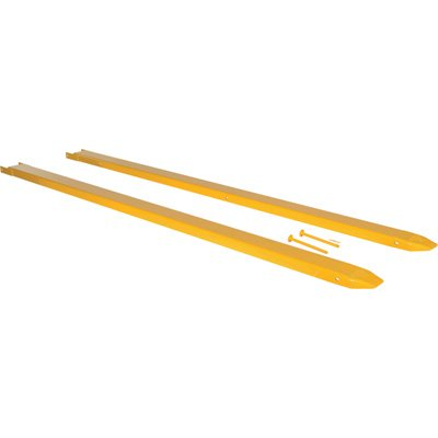 Vestil-FE-5-120-P-Fork-Extensions-Pin-Style-120-L-x-5-W-Pack-of-2