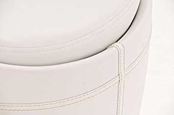 Clp sitzhocker alice mit stauraum i runder badhocker mit