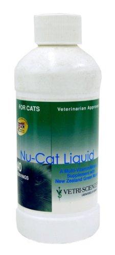 Nu-Cat Liquid by Vetri-Science (50 teaspoons), My Pet Supplies