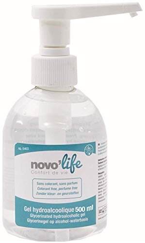 Novolife Gel Amazon Co Uk Health Personal Care