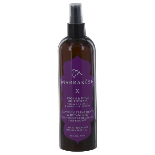 - New - Marrakesh By Marrakesh Marrakesh X High Tide Leave-In Treatment 12 Oz