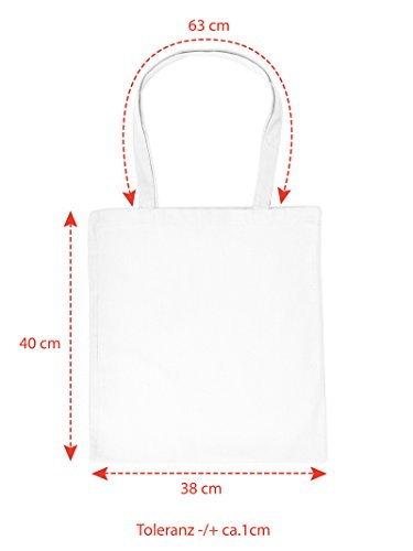 KARNEVAL MIEZE -Tote Bag Henkeltasche Beutel mit Aufdruck. Tragetasche, Must-have, Stofftasche. Geschenkidee