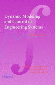 Dynamic Modeling and Control of Engineering Systems