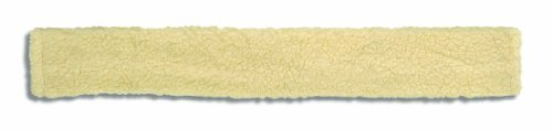 Cottage Craft Simulated Sheepskin Girth Sleeve - Off-White by Cottage Craft