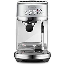 Breville BES500BSS Bambino Plus Espresso Machine, Brushed Stainless Steel