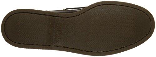 Sperry 0195 - Náuticos de cuero para hombre, color marrón, talla 44,5 Amaretto