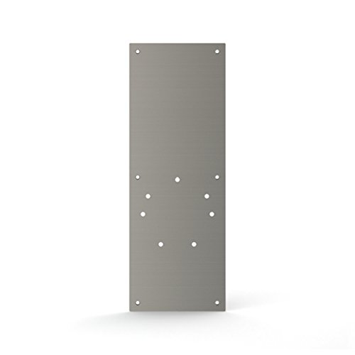 Purleve - Push/Pull Handle Door Plate by Purleve