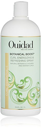 Botanical Boost Curl Energizing Refreshing Spray