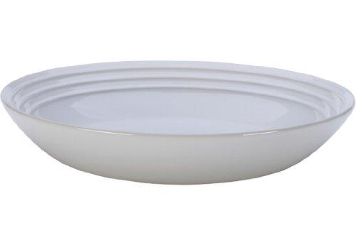 Le Creuset Stoneware 9 3/4 Pasta Bowl, White PG9005-2516