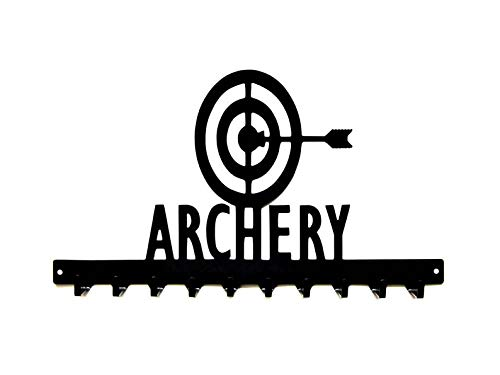 Archery Medals Rack- 10 Hook