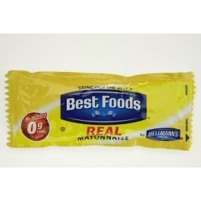 Best Foods Mayonnaise (box of 210) by Best Foods