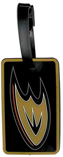 aminco NHL Anaheim Ducks Soft Bag Tag