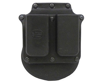 Wear Paddle Holster - Fobus Double Mag Pouch, 1911 45ACP