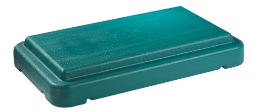 SPRI Stackable Step Green 4 Inch