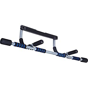 Pure Fitness Weight Training/Workout: Upper Body Exercise Doorway Bar