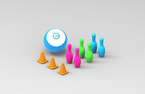 Sphero Mini Blue : The App-Controlled Robot Ball Photo #2