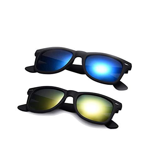 74cc63bc431 Fashion Sunglasses Men Polarized Sunglasses Men Driving Mirrors Coating  Points Black Frame Eyewear Male Sun Glasses