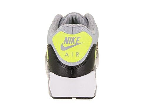 Nike Mens Air Max Ultra 2.0 Essenziale Scarpa Da Corsa Lupo Grigio / Nero Volt Bianco