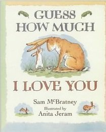 Guess How Much I Love You - Eagle Guess