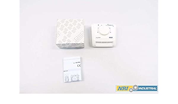 VEMER VE021200 KLIMA MECHANICAL EXPANSION THERMOSTAT 5-30C 250V-AC D538045: Amazon.com: Industrial & Scientific