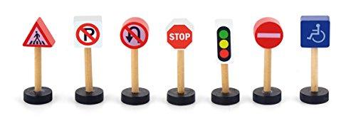 (Train Set Accessory -Traffic Signs)