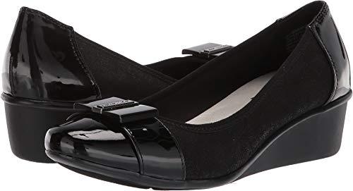 Anne Klein Women's Dabrielle Black 8.5 M US