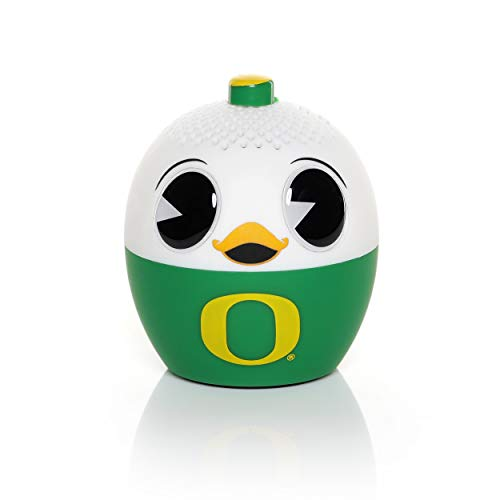 NCAA Bitty Boomer Wireless Bluetooth Speaker, Oregon Ducks