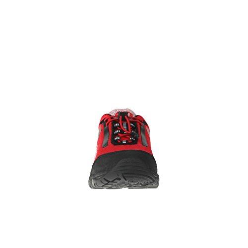 alpina Outdoor Schuh für Kinder, Bequem, Sport & Freizeit Rot