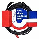 General Wire Spring I-H-25PQH Cleanout Drain Auger