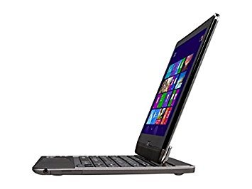 Toshiba Satellite Flagship Model 12.5-Inch IPS HD Touchscreen 2 in 1 Convertible Touchscreen Ultrabook | Intel Core i5 | 128GB SSD | 4GB RAM | GPS | NFC | WIDI | LED-Backlit Keyboard | Windows 8 (Toshiba Mini Tablet)